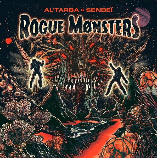 Al'Tarba - Rogue Monsters (2019)