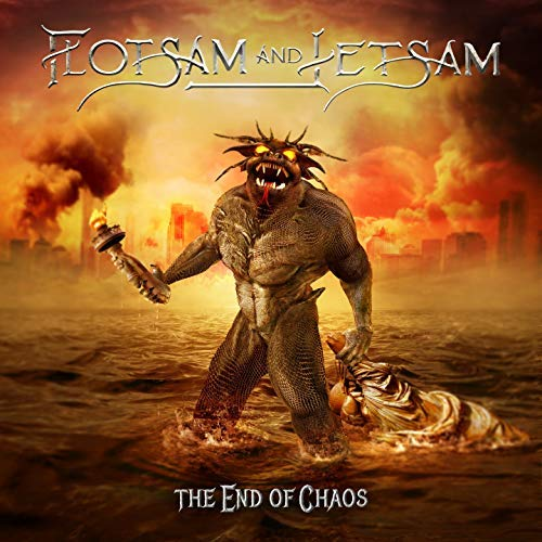 Flotsam and Jetsam - The End of Chaos (2019)