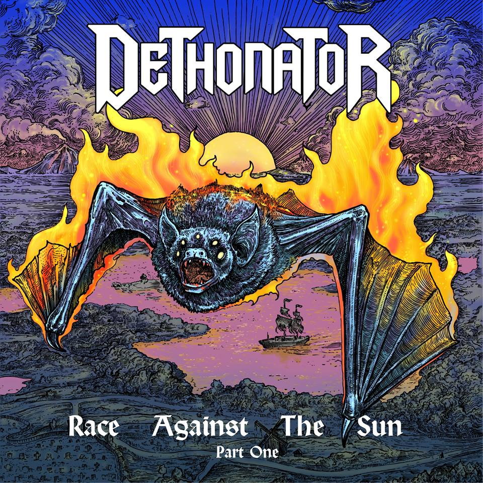 Dethonator - Race Against The Sun: Part One (2019)
