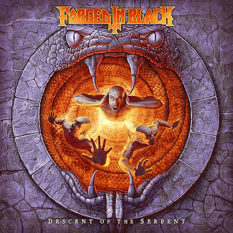 Forged in Black - Descent of the Serpent (2019)