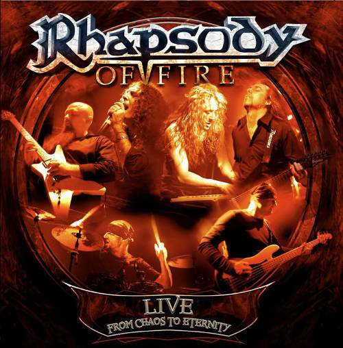 Rhapsody of Fire - Live: From Chaos to Eternity (2013)