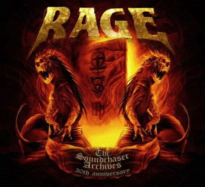 Rage - The Soundchaser Archives (2014)