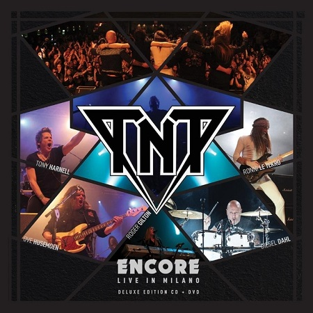 TNT - Encore - Live in Milano (2019)