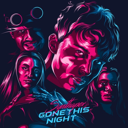 Synthapex - Gone This Night [Single] (2019)