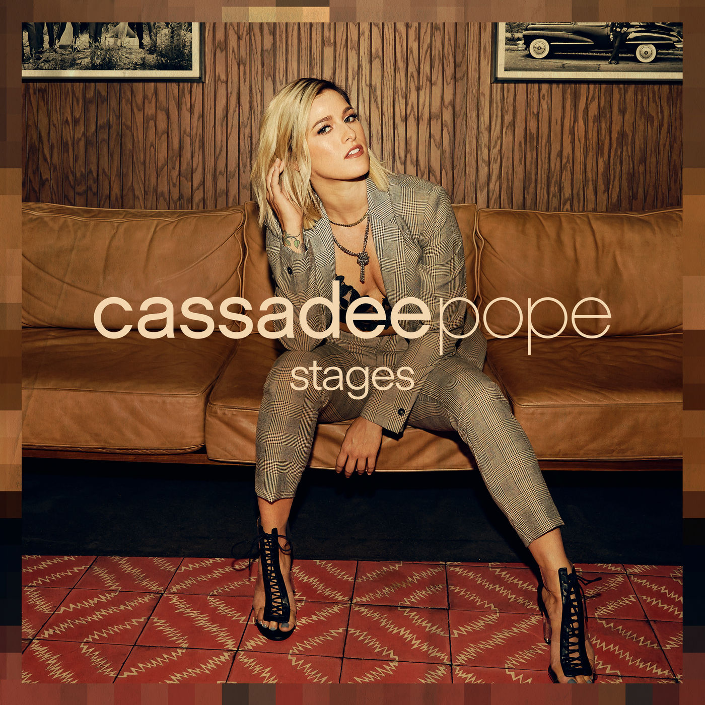 Cassadee - Pope stages (2019)