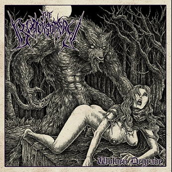 The Black Sorcery - Wolven Degrade (2019)