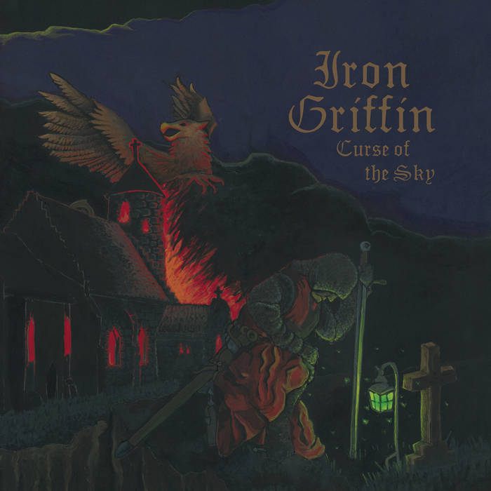 Iron Griffin - Curse of the Sky (2019)