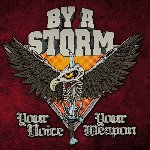 By a Storm - Your Voice Your Weapon (2019)