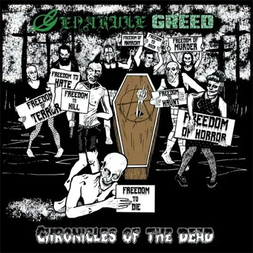 Genarule Greed - Chronicles of the Dead (2019)