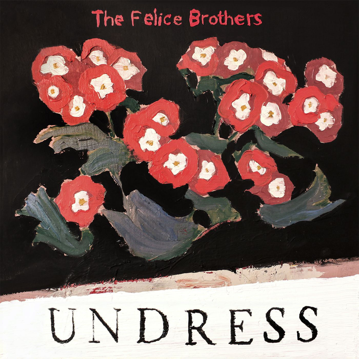 The Felice Brothers - Undress (2019)
