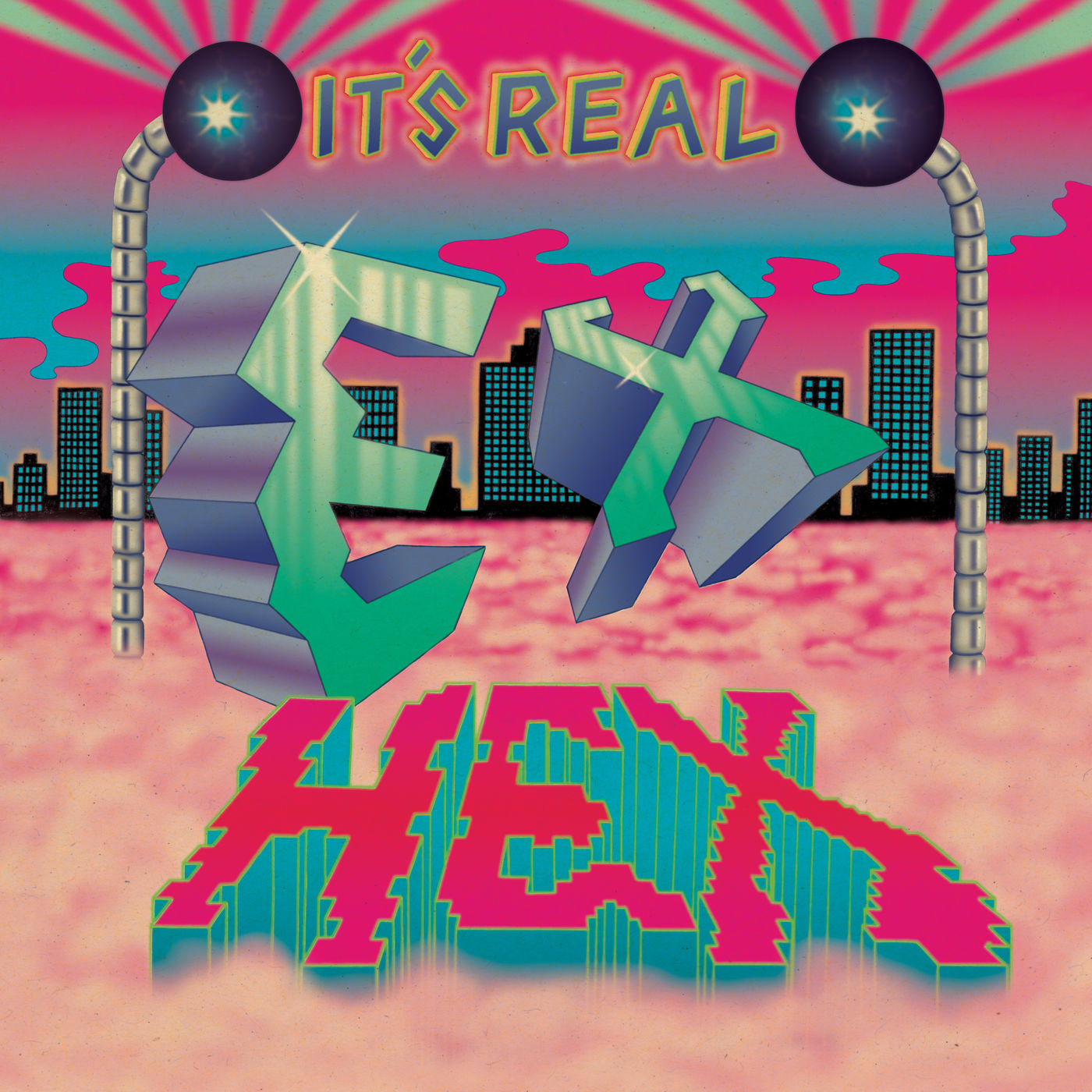 Ex Hex - It's Real (2019)