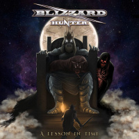 Blizzard Hunter - A Lesson In Time (EP) (2019)