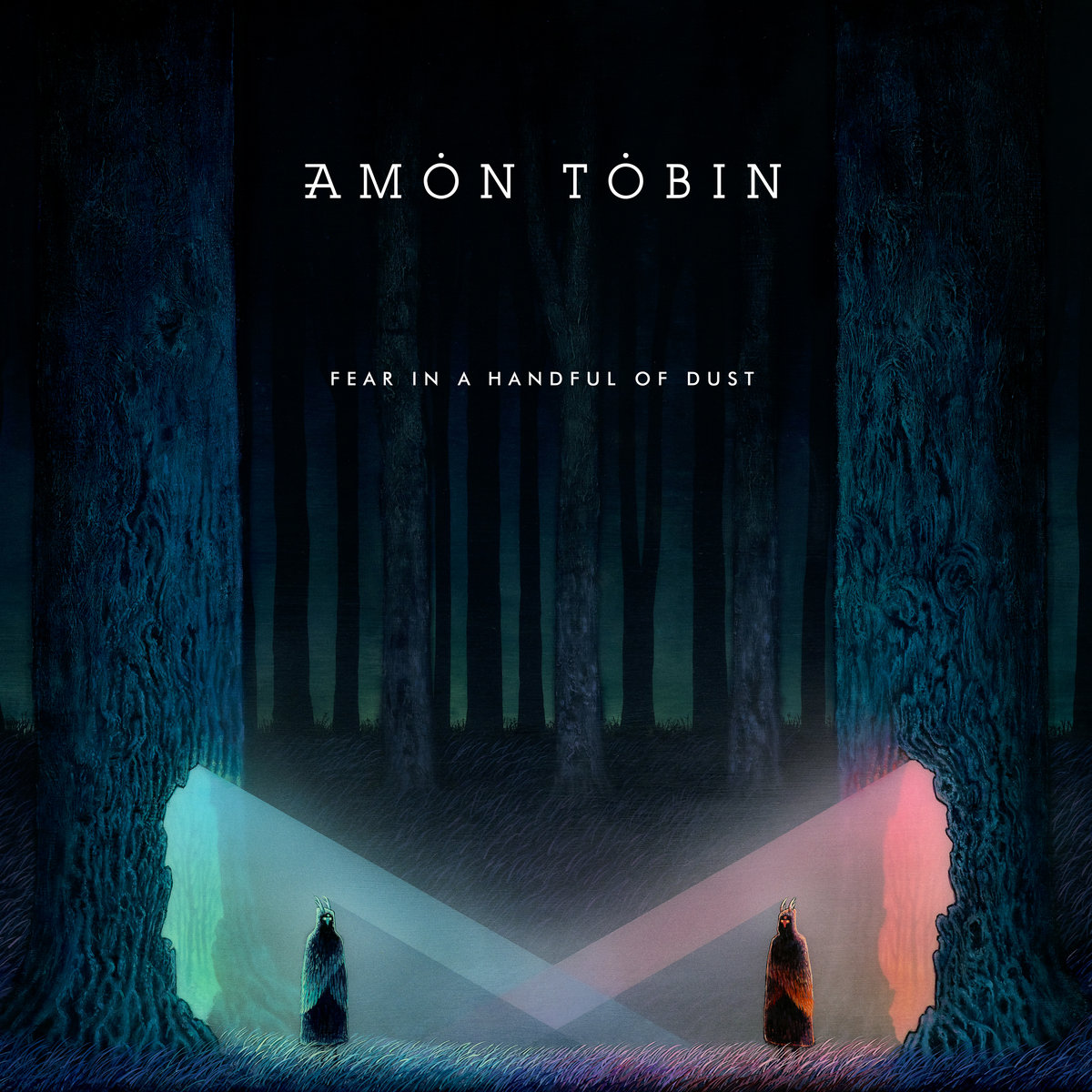 Amon Tobin - Fear in a Handful of Dust (2019)