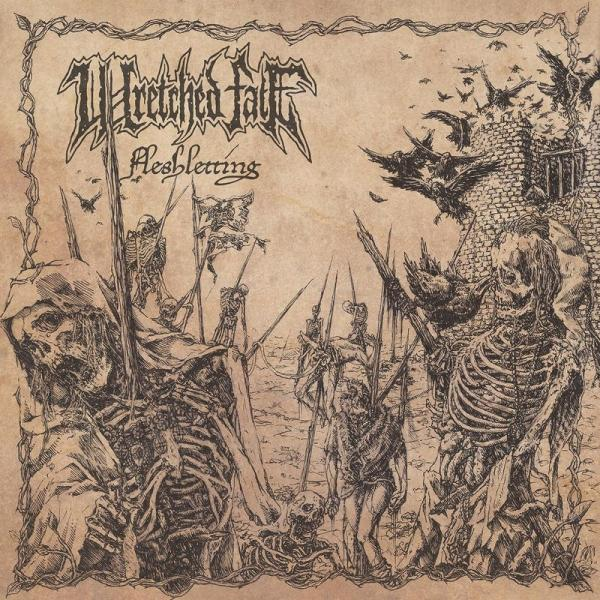 Wretched Fate - Fleshletting (2019)