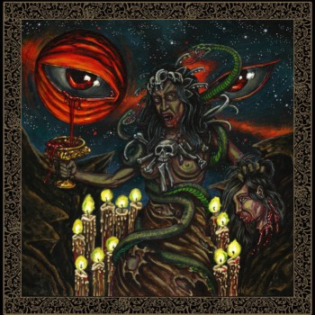 Akasha - Canticles of the Sepulchral Deity (2019)