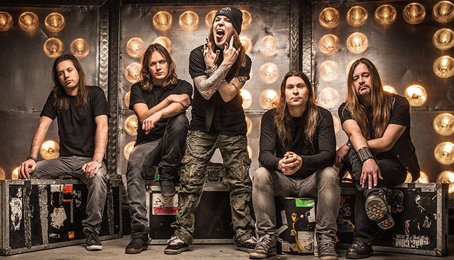 Children Of Bodom - Discography (1994-2019)