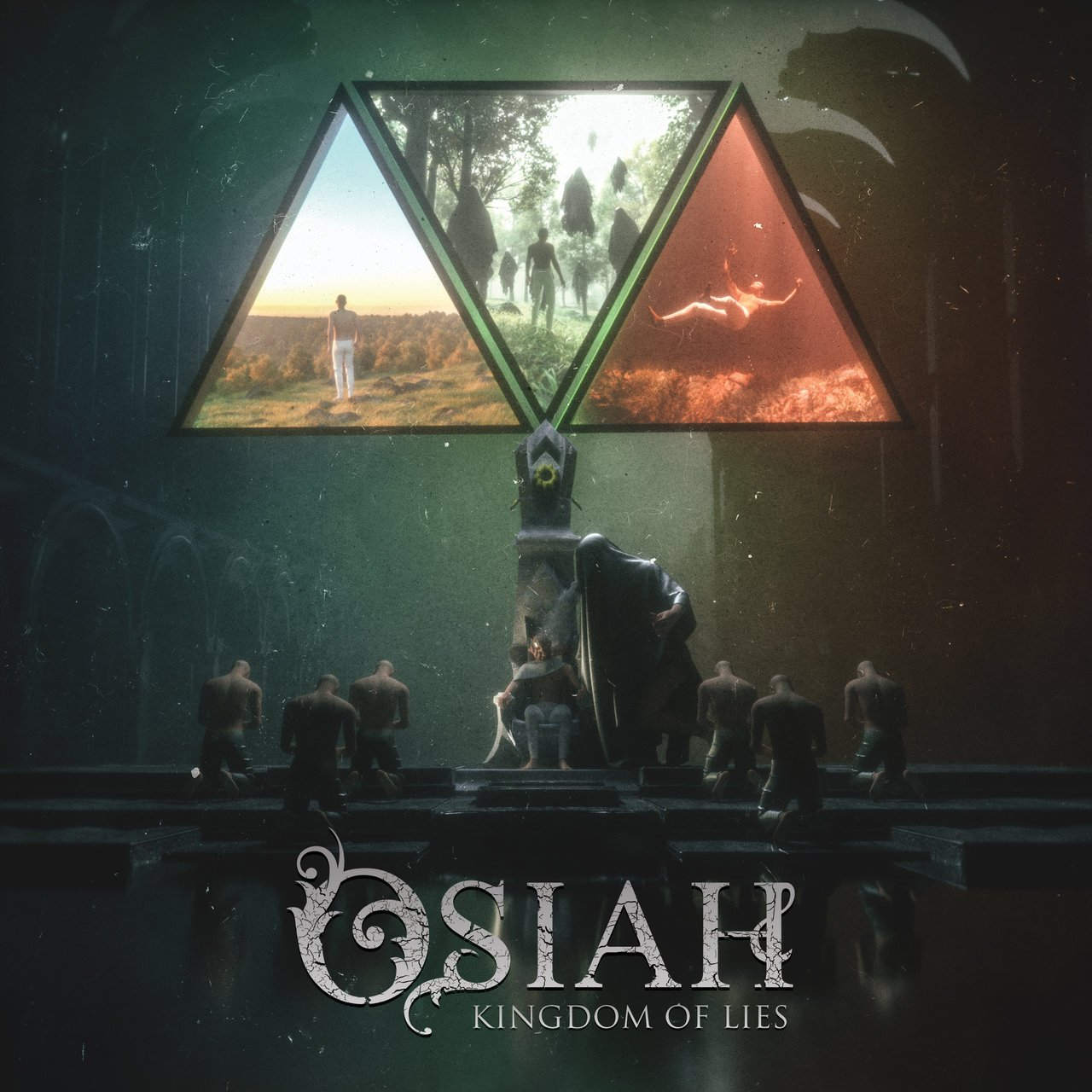 Osiah - Reflections of a Monster [Single] (2019)
