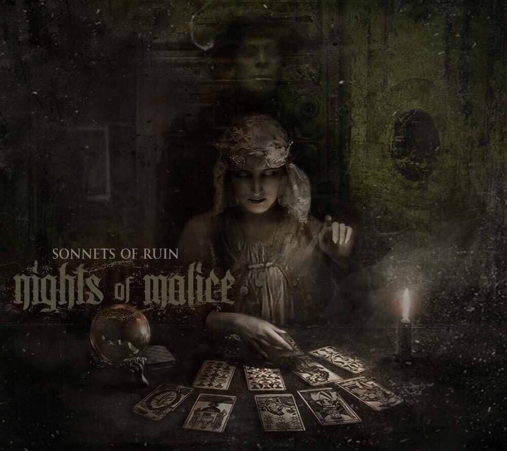 Nights Of Malice - Sonnets of Ruin (2019)