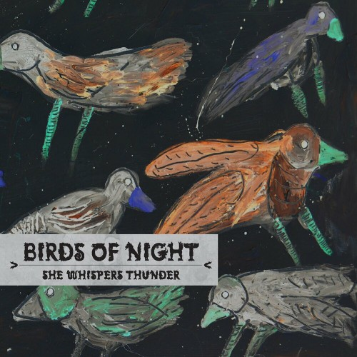 She Whispers Thunder - Birds Of Night (2019)