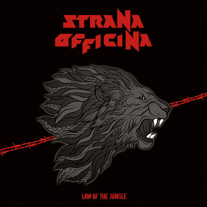 Strana Officina - Law of the Jungle (2019)