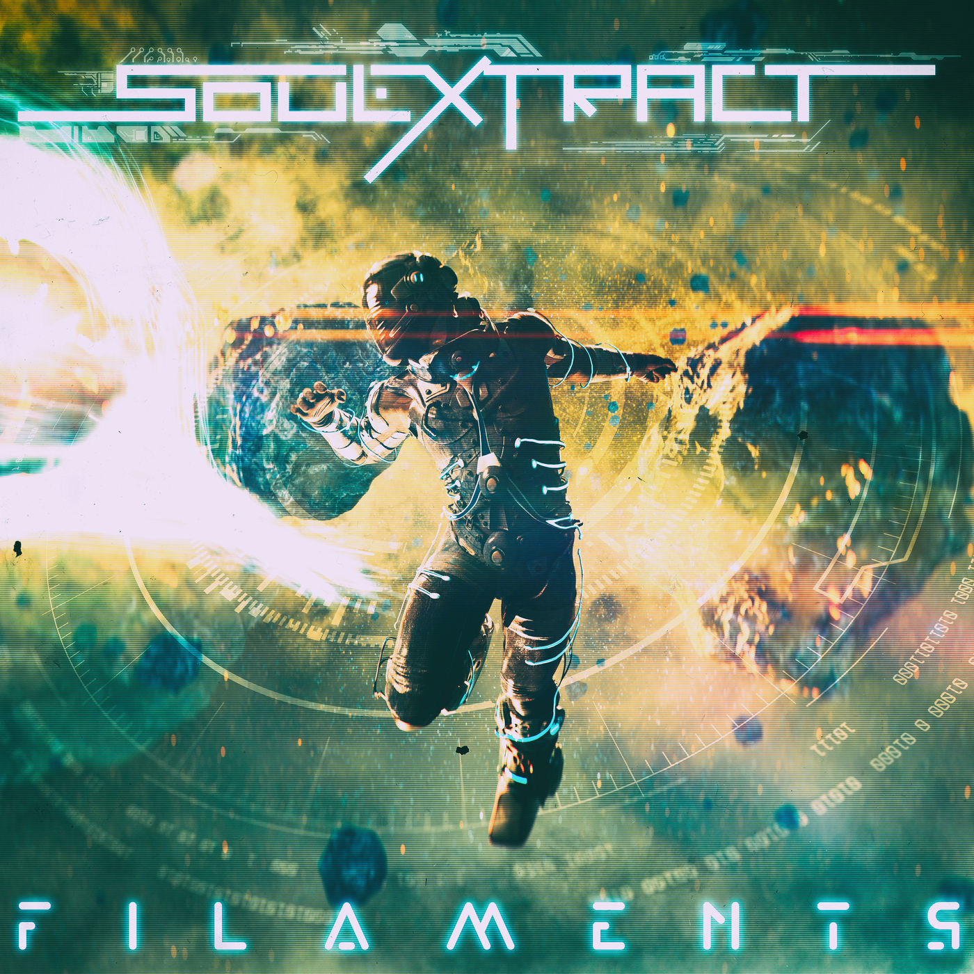 Soul Extract - Filaments (2019)