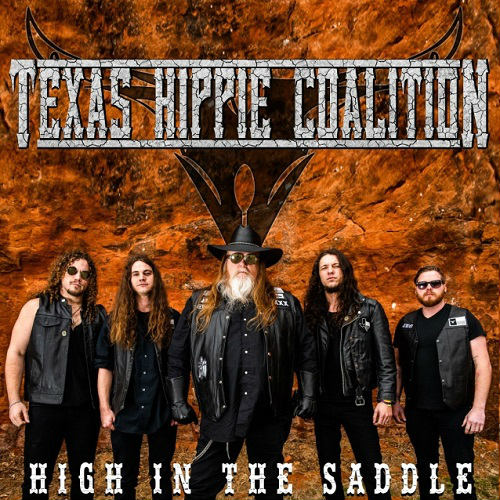 Texas Hippie Coalition - High in the Saddle (2019)