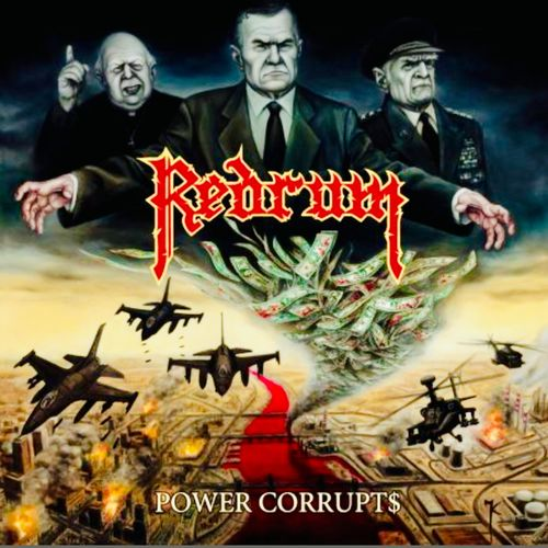 Redrum - Power Corrupts (2019)