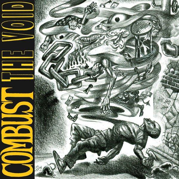 Combust - The Void (2019)