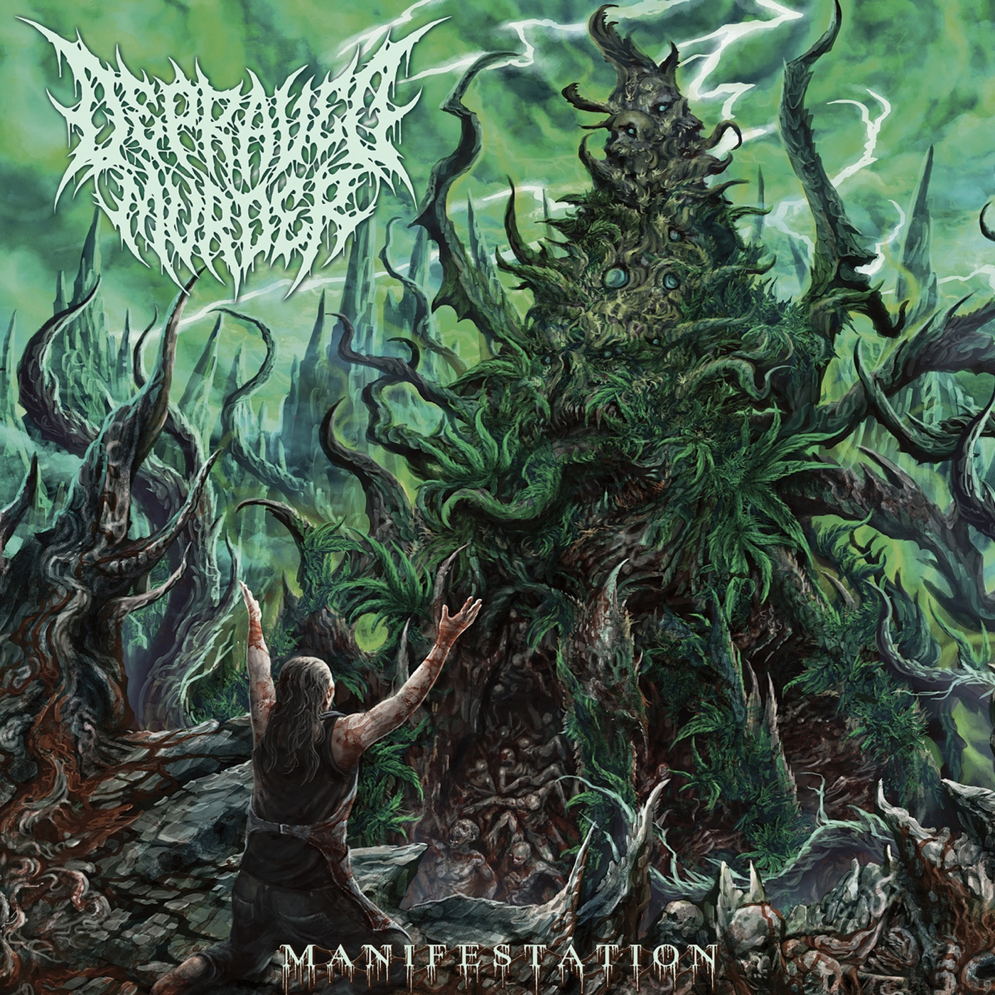 Depraved Murder - Manifestation (2019)