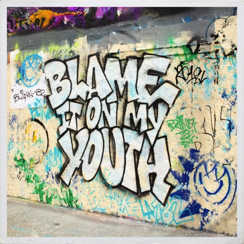 Blink-182 - Blame It On My Youth (Single) (2019)