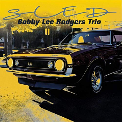 Bobby Lee Rodgers Trio - Sled (2019)