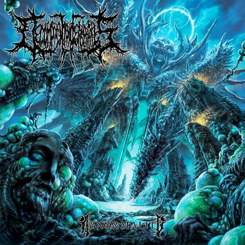Decomposition of Entrails - Abnormality (2019)