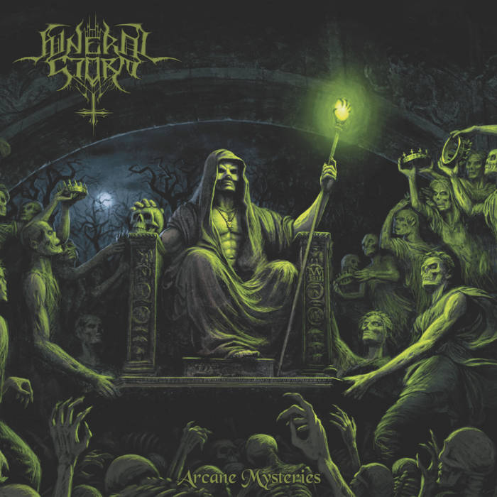 Funeral Storm - Arcane Mysteries (2019)