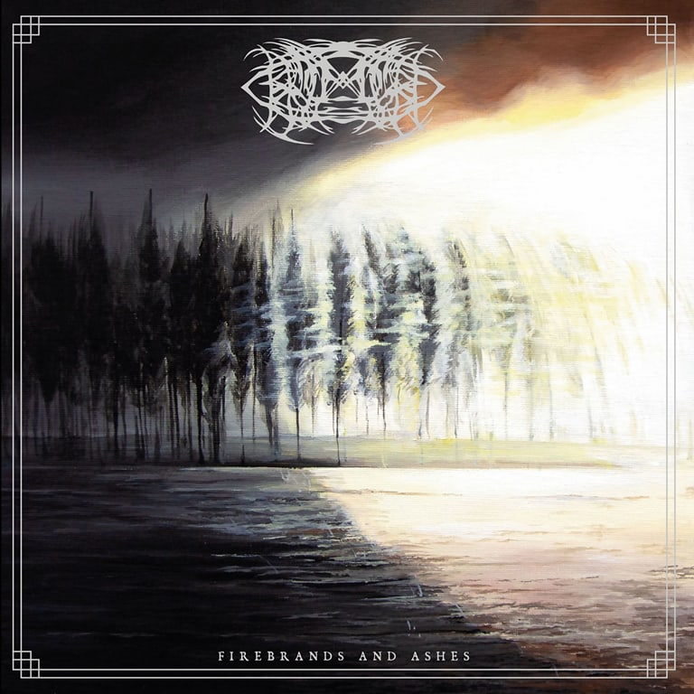 Crom Dubh - Firebrands and Ashes (2019)