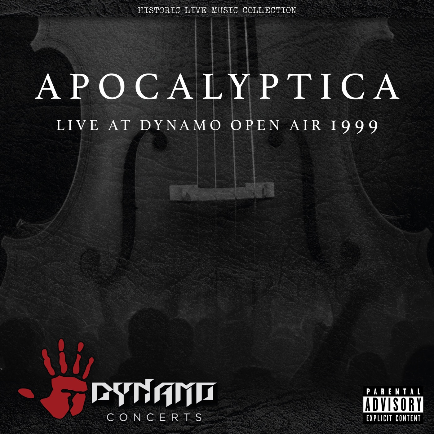 Apocalyptica - Live At Dynamo Open Air 1999 (2019)