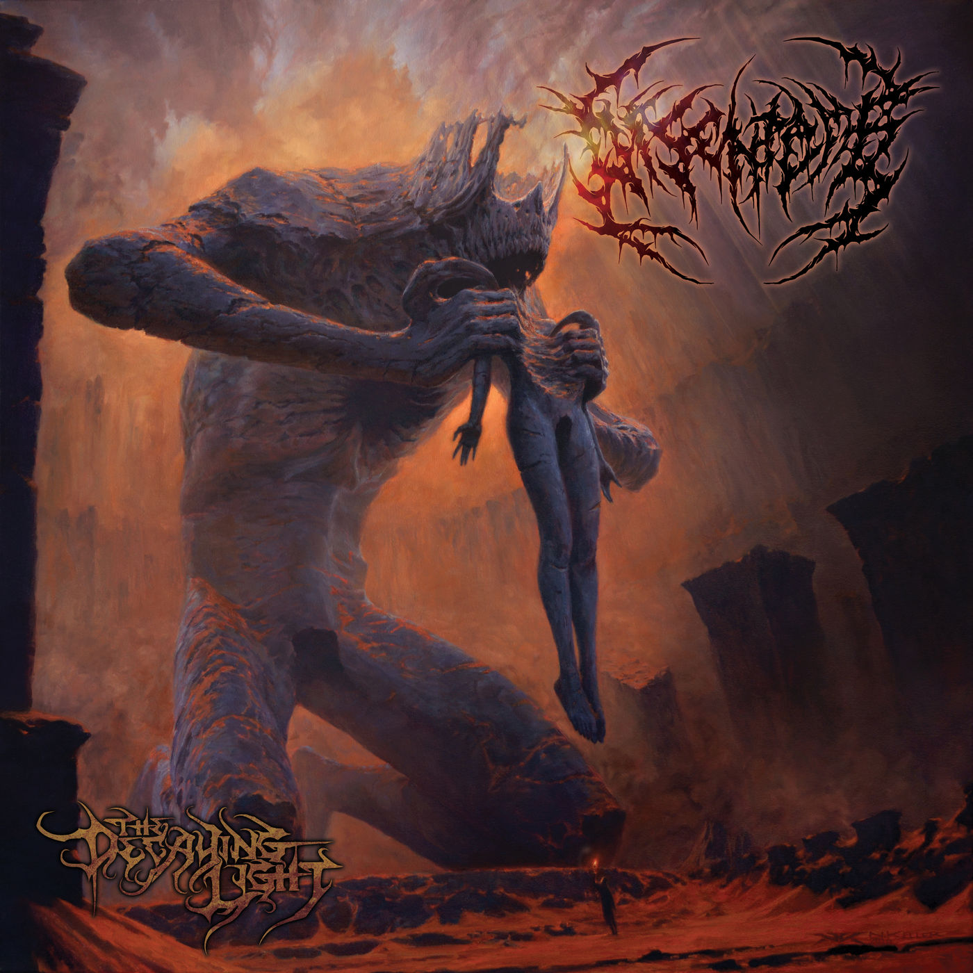 Disentomb - The Decaying Light (2019)