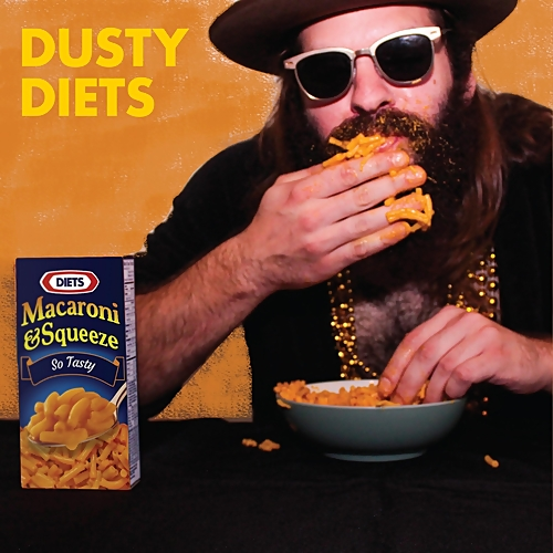 Dusty Diets  - Macaroni & Squeeze (2019)