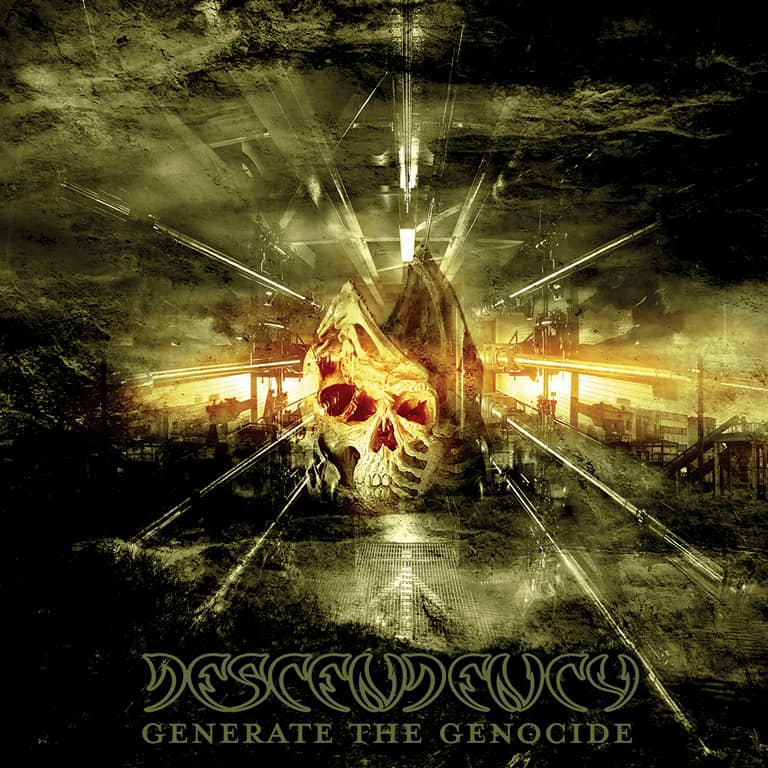 Descendency - Generate the Genocide (2019)