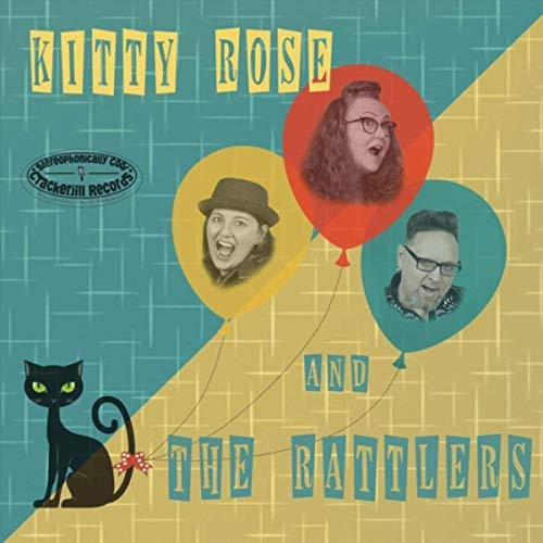 Kitty Rose And The Rattlers - Kitty Rose And The Rattlers (2019)
