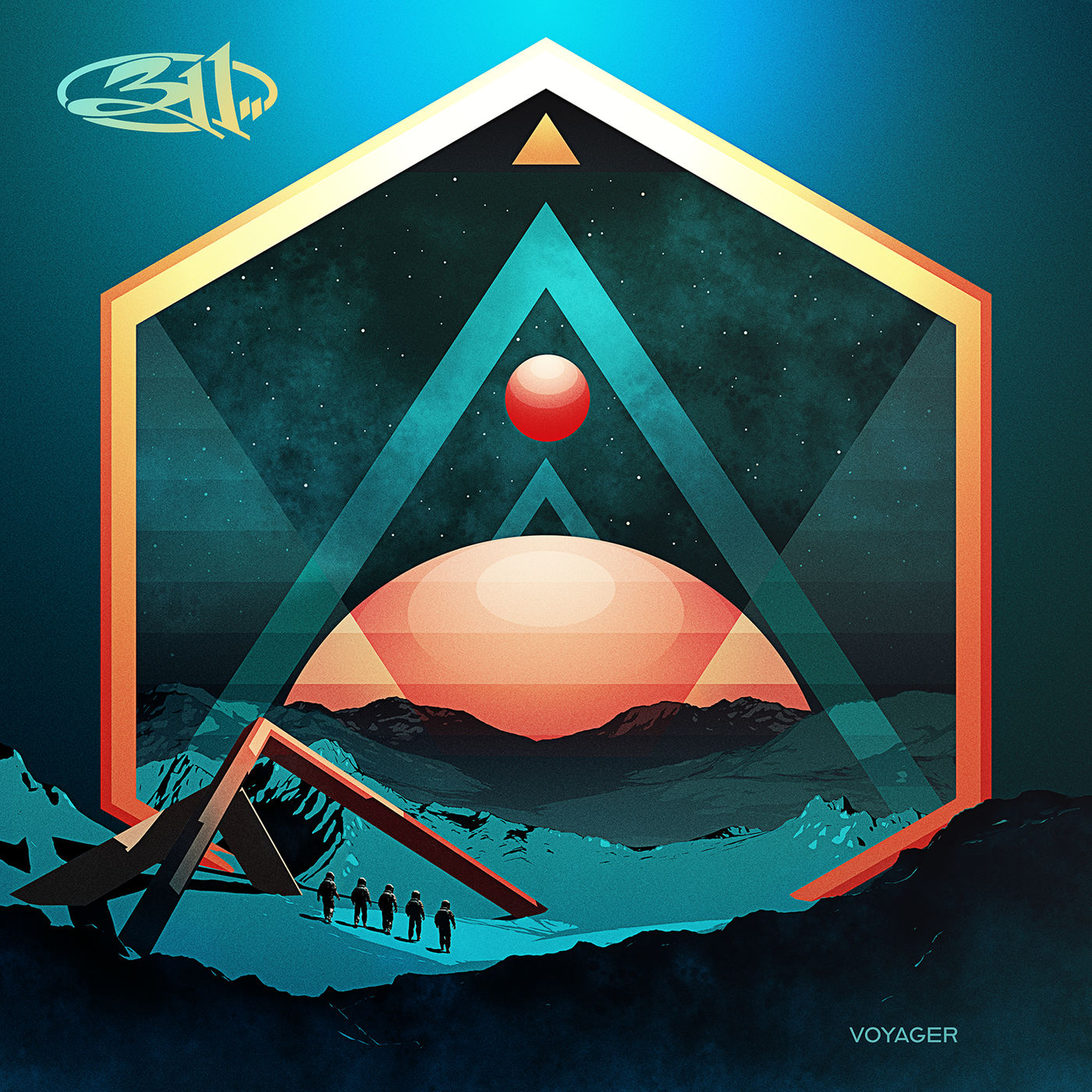 311 - Voyager (2019)