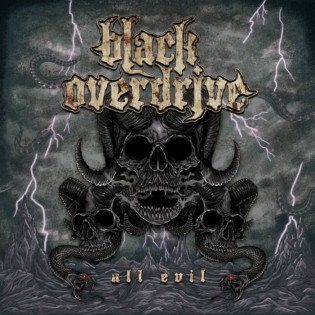 Black Overdrive - All Evil (2019)