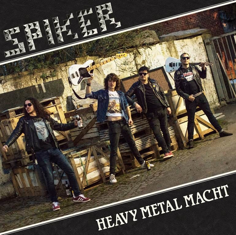 Spiker - Heavy Metal Macht (2019)