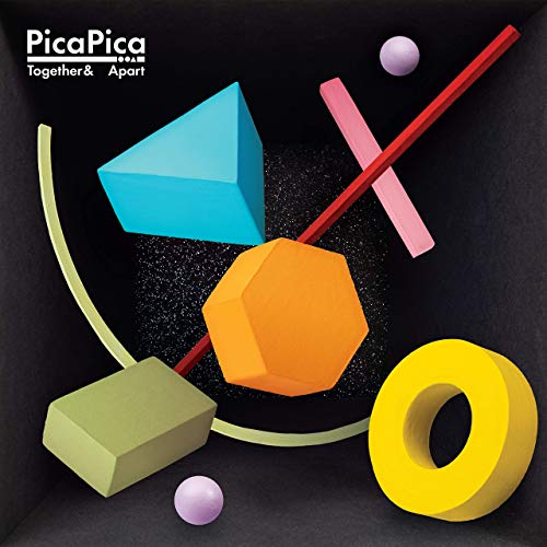 PicaPica - Together & Apart (2019)