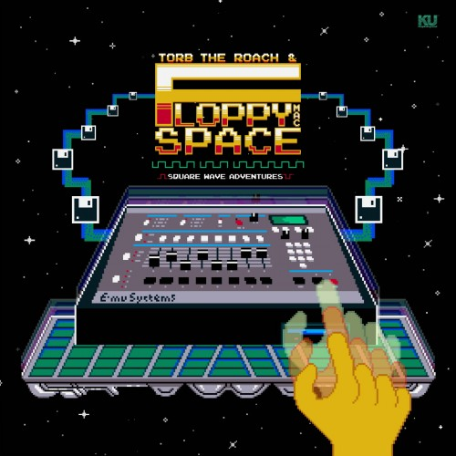Torb The Roach & Floppy MacSpace - Square Wave Adventures (2019)