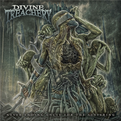 Divine Treachery - Never Ending Cycle for the Suffering (2019)