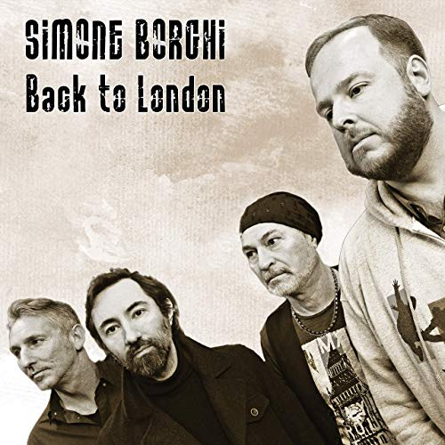 Simone Borghi - Back To London (2019)
