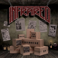 Infrared - Back To The Warehouse [ep] (2019)