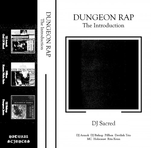 DJ Sacred - Dungeon Rap The Introduction (2019)