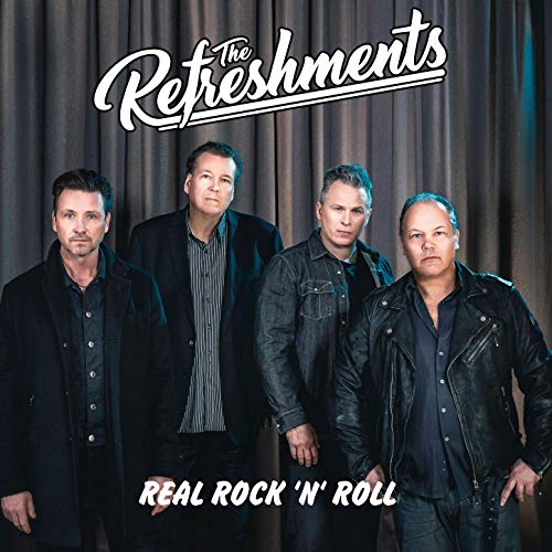 The Refreshments - Real Rock 'n' Roll (2019)