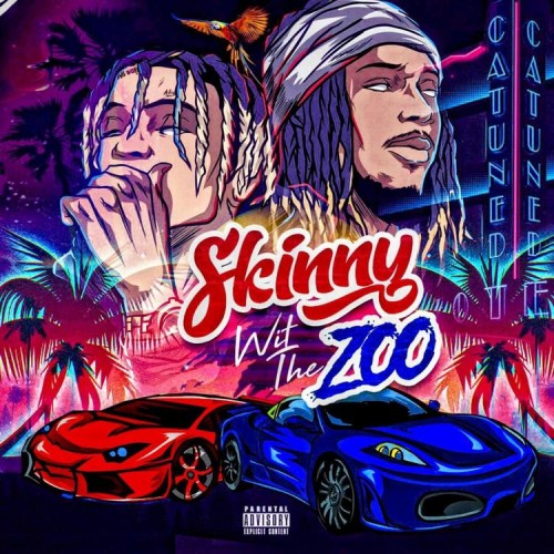 SkinnyFromThe9 - Skinny Wit The Zoo (2019)